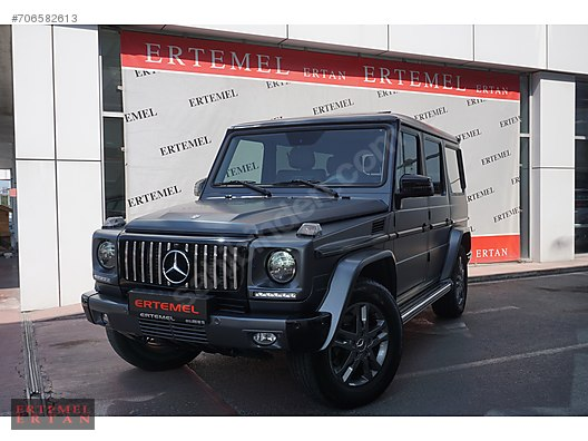 Vasıta / Arazi, SUV & Pickup / Mercedes - Benz / G Serisi / 350