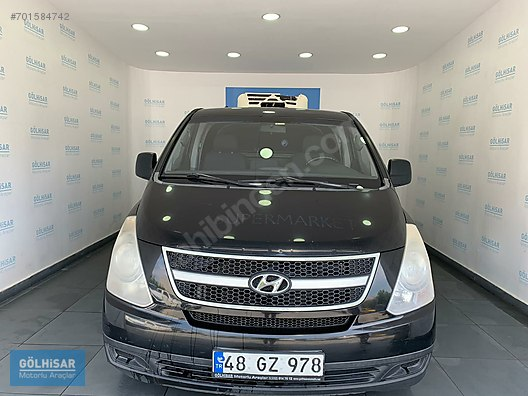 Vasıta / Minivan & Panelvan / Hyundai / H 1 / 2.5 VGT AJ-Team