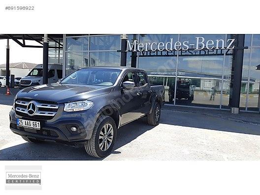 Vasıta / Arazi, SUV & Pickup / Mercedes - Benz / X / 250 d Progressive