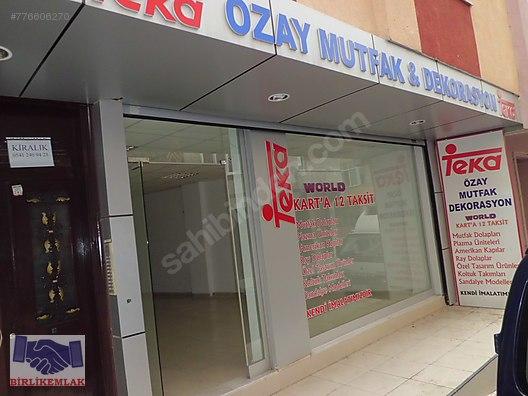 Emlak / İşyeri / Satılık / Dükkan & Mağaza