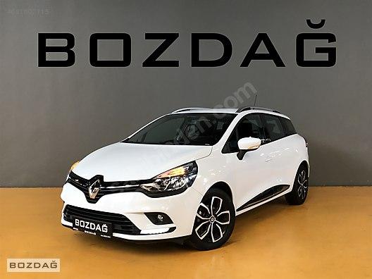 Vasıta / Otomobil / Renault / Clio / 1.5 dCi SportTourer / Touch