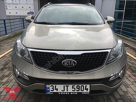 Vasıta / Arazi, SUV & Pickup / Kia / Sportage / 1.6 / GDI Concept Plus