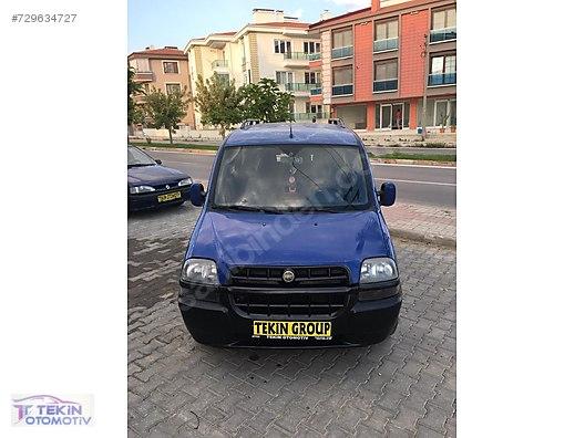 Vasıta / Minivan & Panelvan / Fiat / Doblo Cargo / 1.9 JTD