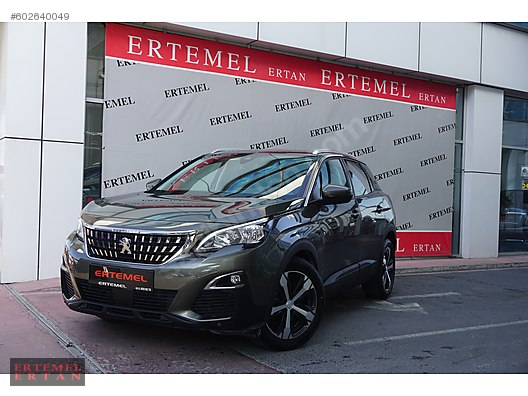 Vasıta / Arazi, SUV & Pickup / Peugeot / 3008 / 1.6 BlueHDi / Active Sport Pack
