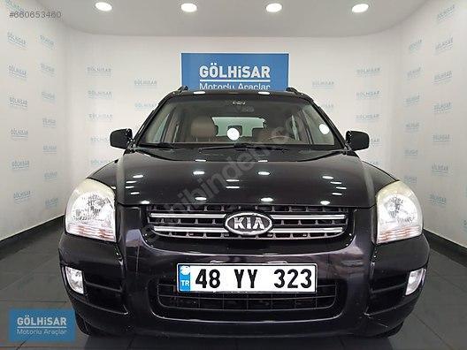 Vasıta / Arazi, SUV & Pickup / Kia / Sportage / 2.0 CRDi / EX