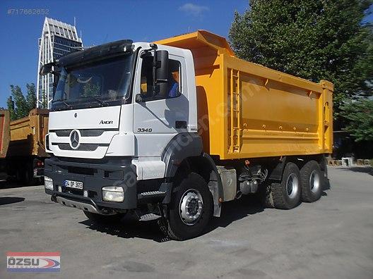 Vasıta / Ticari Araçlar / Kamyon & Kamyonet / Mercedes - Benz / Axor / 3340