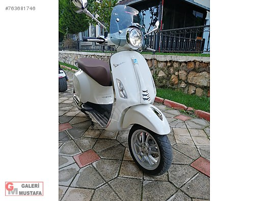 Vasıta / Motosiklet / Vespa / LX 50