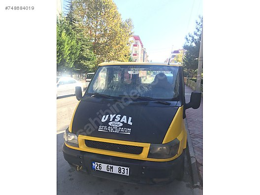 Vasıta / Ticari Araçlar / Minibüs & Midibüs / Ford - Otosan / Transit / 9+1
