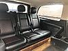 Siyah Mercedes - Benz Vito 111 CDI