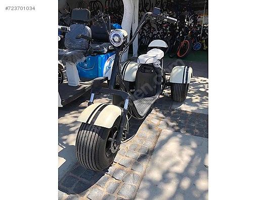 Vasıta / Elektrikli Araçlar / Elektrikli Motosiklet / Kuba / Threego