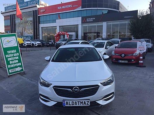Vasıta / Otomobil / Opel / Insignia / 1.6 CDTI  / Grand Sport Design