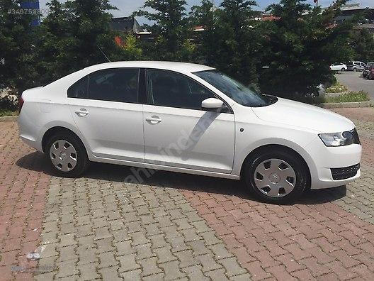 Vasıta / Kiralık Araçlar / Otomobil / Škoda / Rapid