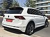 Beyaz Volkswagen Tiguan Yarı Otomatik
