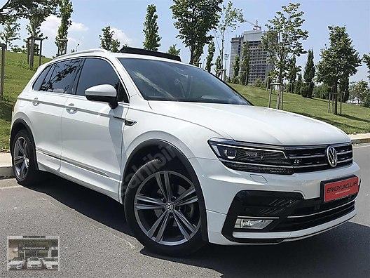 Vasıta / Arazi, SUV & Pickup / Volkswagen / Tiguan / 1.4 TSi / R-Line