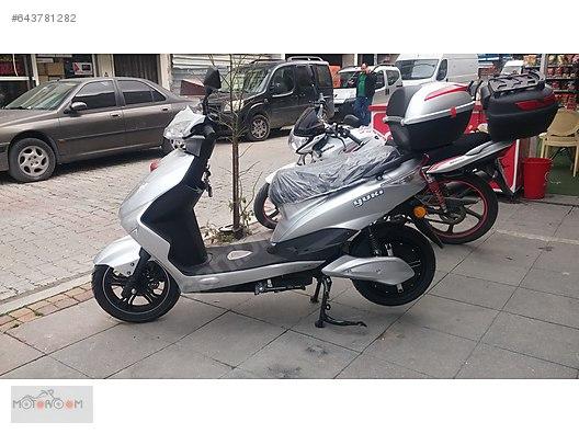 Vasıta / Elektrikli Araçlar / Elektrikli Motosiklet / Yuki / YK-30 Windy