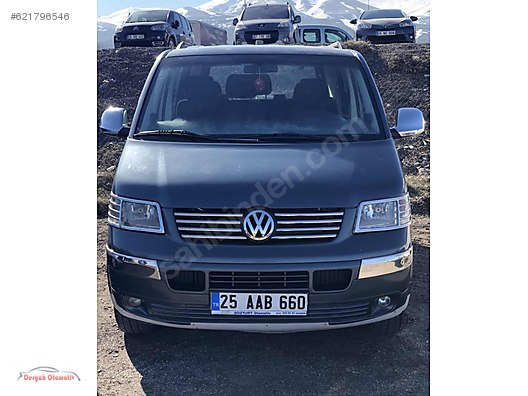 Transporter 2.5 TDI City Van