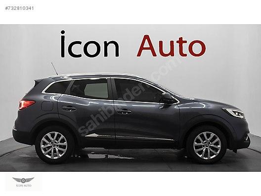 Vasıta / Arazi, SUV & Pickup / Renault / Kadjar / 1.5 dCi / Icon