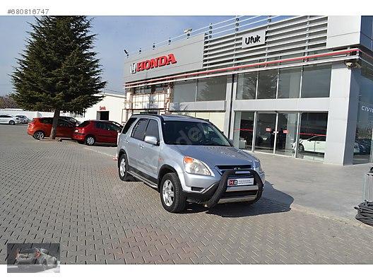 Vasıta / Arazi, SUV & Pickup / Honda / CR-V / 2.0i / LS