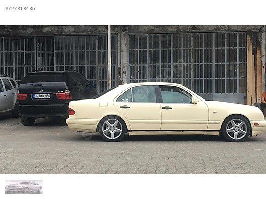 Vasıta / Otomobil / Mercedes - Benz / E Serisi / E 200 CDI / Classic