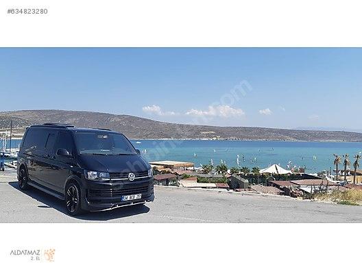 Vasıta / Minivan & Panelvan / Volkswagen / Transporter / 2.0 TDI Camlı Van Comfortline