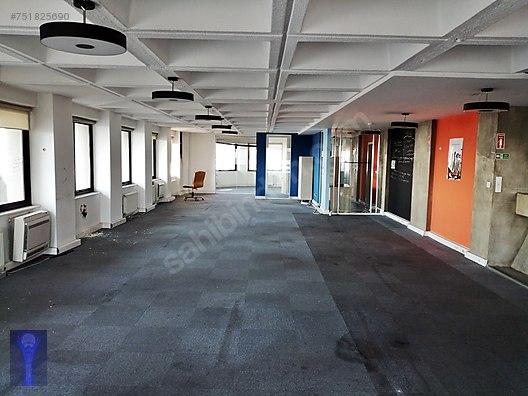 Mecidiyeköy Merkezde-Otoparkli-KDV Avantajlı Kiralık Ofiskatı