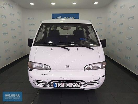 Vasıta / Minivan & Panelvan / Hyundai / H 100 / 2.5 DLX Panelvan