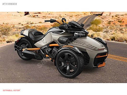 Vasıta / Motosiklet / Bombardier (BRP) / Spyder Roadster
