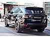 Siyah Land Rover Range Rover Sport Yarı Otomatik