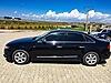 Siyah Audi A4 Manuel