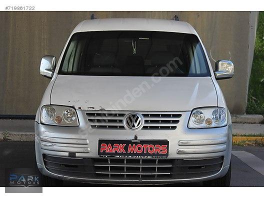 Vasıta / Minivan & Panelvan / Volkswagen / Caddy / 2.0 SDI Kombi