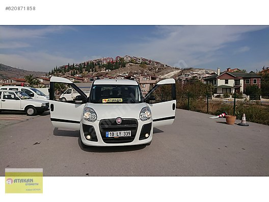 Vasıta / Minivan & Panelvan / Fiat / Doblo Combi / 1.3 Multijet Premio