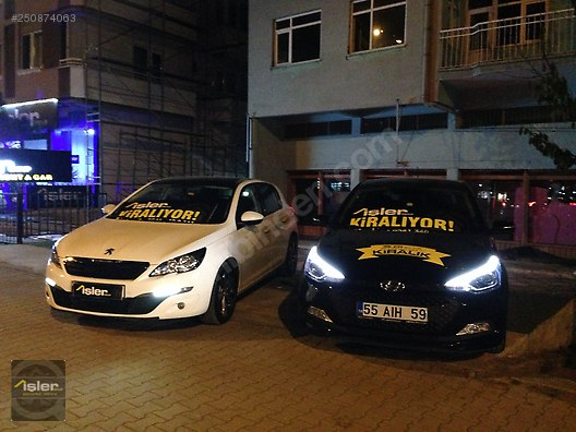 Vasıta / Kiralık Araçlar / Otomobil / Peugeot / 308