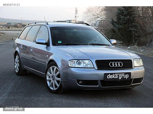 Vasıta / Otomobil / Audi / A6 / A6 Avant / 2.5 TDI