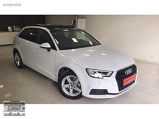 Vasıta / Otomobil / Audi / A3 / A3 Sportback / 1.6 TDI / Dynamic