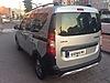 Gümüş Gri Dacia Dokker 1.5 dCi Stepway