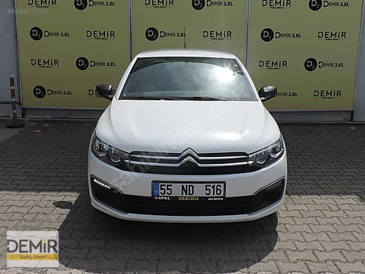 Vasıta / Otomobil / Citroën / C-Elysée / 1.6 BlueHDI / Live