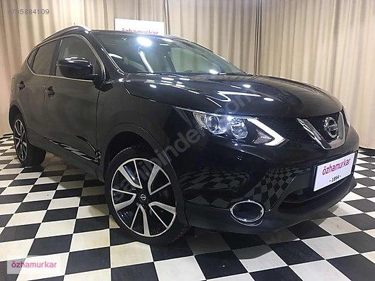 Vasıta / Arazi, SUV & Pickup / Nissan / Qashqai / 1.6 dCi / Black Edition