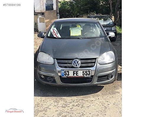 Vasıta / Otomobil / Volkswagen / Jetta / 1.9 TDi / Midline