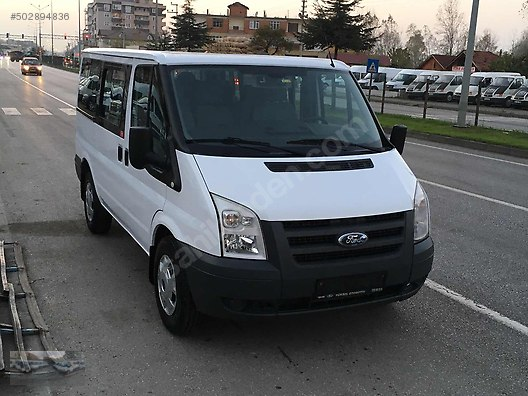 Vasıta / Ticari Araçlar / Minibüs & Midibüs / Ford - Otosan / Transit / Transit 10+1