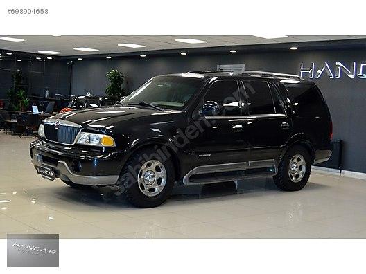 Vasıta / Arazi, SUV & Pickup / Lincoln / Navigator / 5.4 4WD