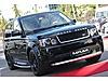 Siyah Land Rover Range Rover Sport Otomatik
