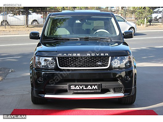 Vasıta / Arazi, SUV & Pickup / Land Rover / Range Rover Sport / 3.6 TDV8 HSE