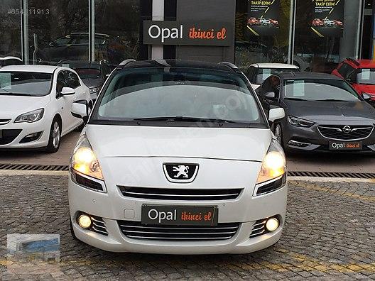 Vasıta / Arazi, SUV & Pickup / Peugeot / 5008 / 1.6 e-HDi / Premium Pack