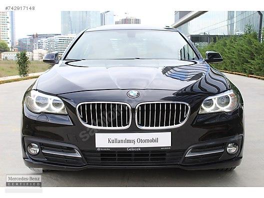 Vasıta / Otomobil / BMW / 5 Serisi / 520i / Premium