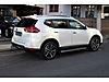 Beyaz Nissan X-Trail Yarı Otomatik