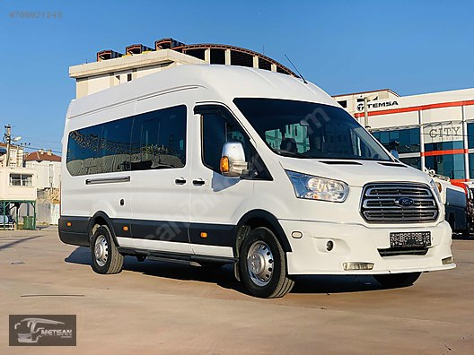 Vasıta / Ticari Araçlar / Minibüs & Midibüs / Ford - Otosan / Transit / 16+1