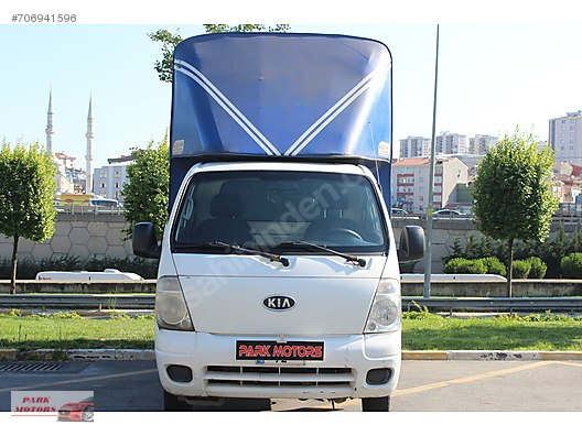 Vasıta / Ticari Araçlar / Kamyon & Kamyonet / Kia / K / 2500 TD