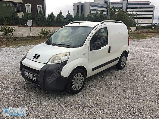 Vasıta / Minivan & Panelvan / Peugeot / Bipper / 1.4 HDi