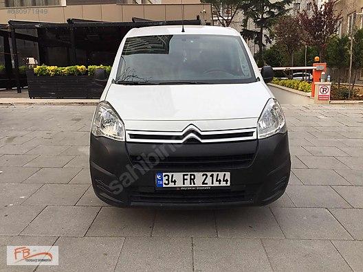 Vasıta / Minivan & Panelvan / Citroën / Berlingo / 1.6 HDi Maxi