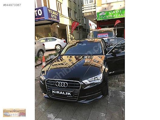 Vasıta / Kiralık Araçlar / Otomobil / Audi / A3